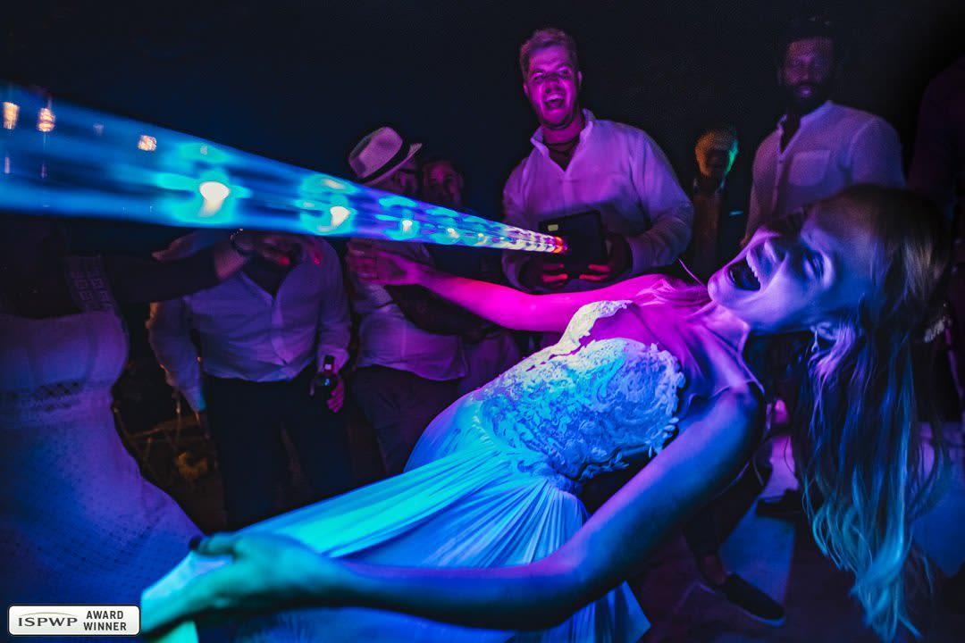 photo neon mariage