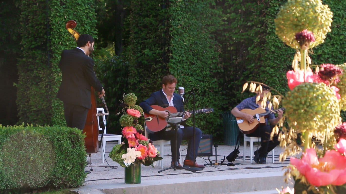 groupe musique jazz soiree privee