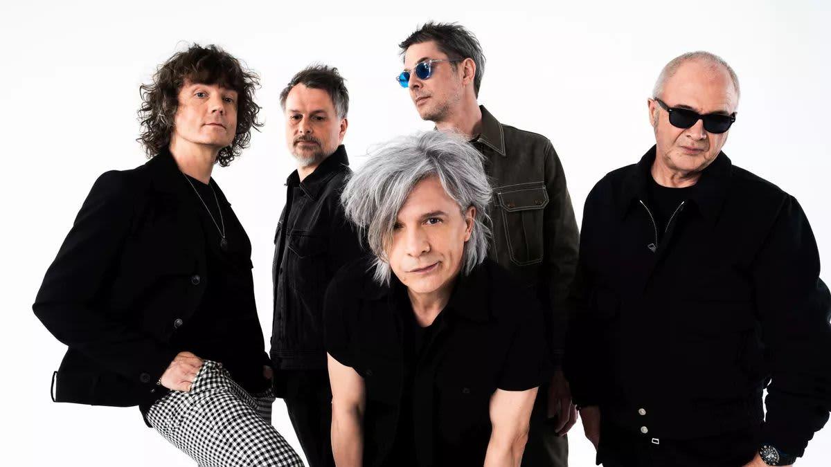 Indochine, un des groupes phares du rock français