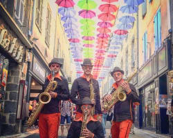 Saxez l'Air Quartet