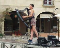 Eléonore Niubo - Harpiste