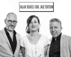 Salah Khaïli cool jazz Édition