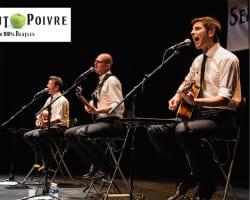 SERGENT POIVRE - Trio 100% Beatles