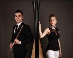 Duo Éos - Flûte et Harpe