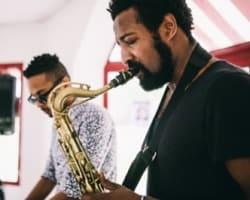 The GrooveMasters / DJ & Saxophone