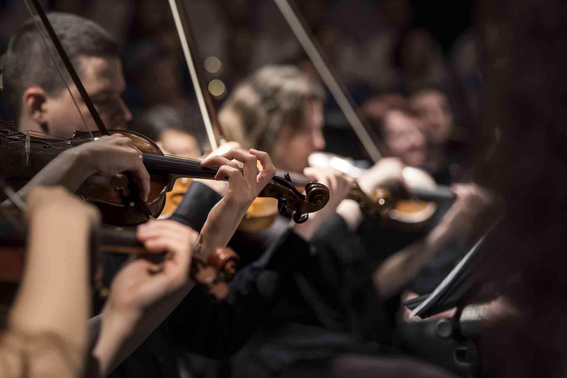 orchestre musiciens classique soiree