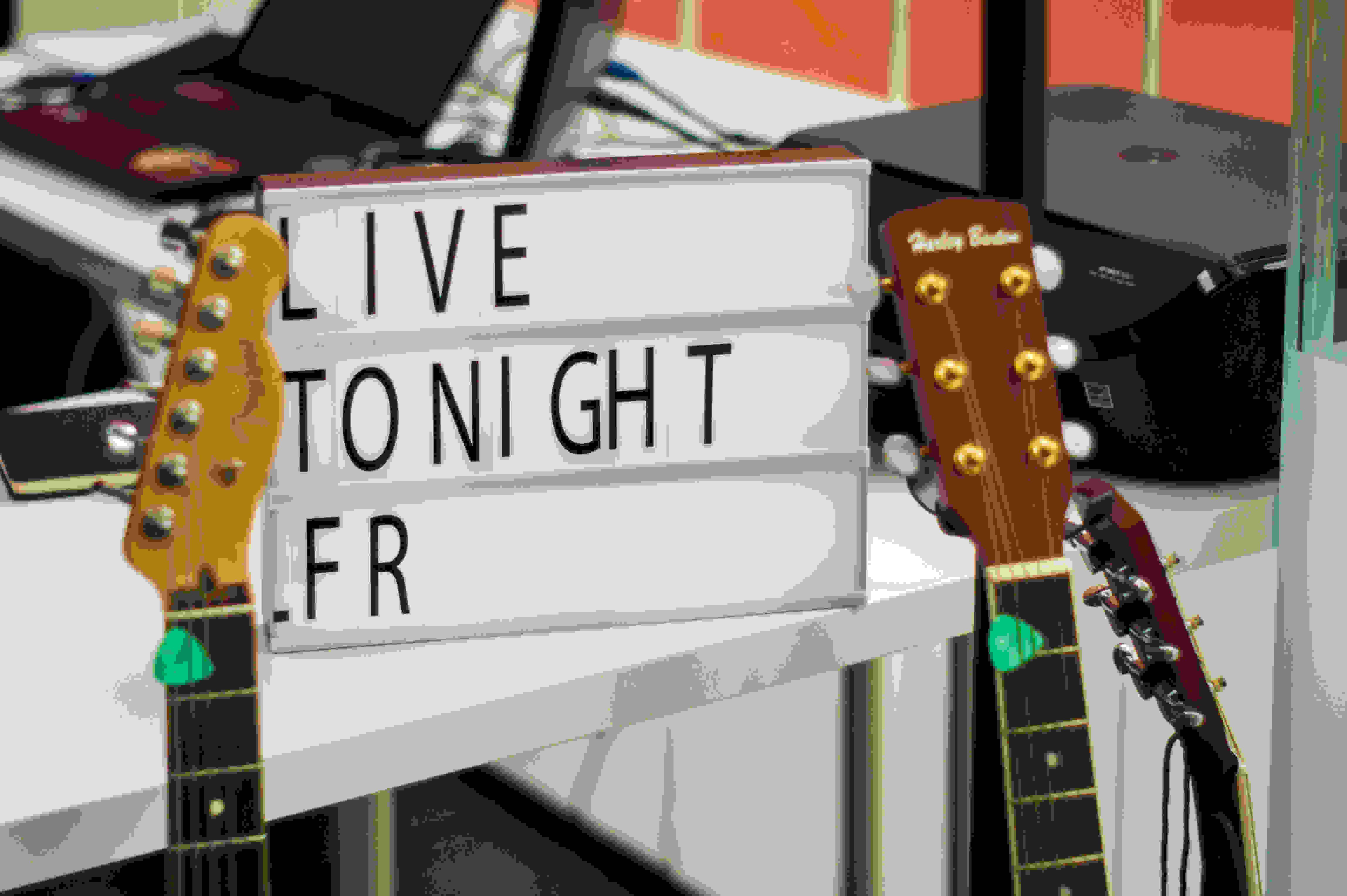 Live tonight 11