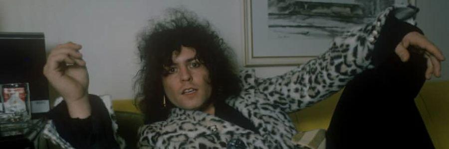 Le destin tragique de Marc Bolan