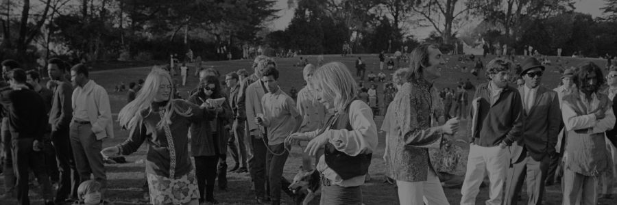 Les artistes oubliés de la période hippie