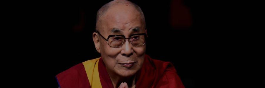 Préparez-vous, le premier album du Dalaï-lama est bientôt dans les bacs