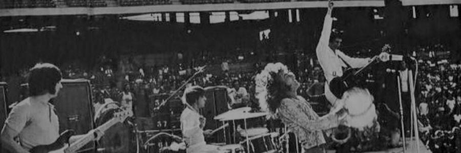 Le jour oùde la ganga s'est mise à pousser après un concert des Who