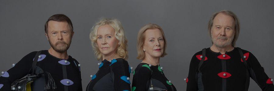 40 ans plus tard, ABBA revient avecun nouvel album !