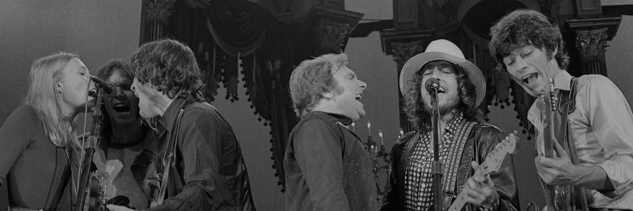 The Last Waltz : petite histoire d'un des plus grands filmsconsacrés au rock
