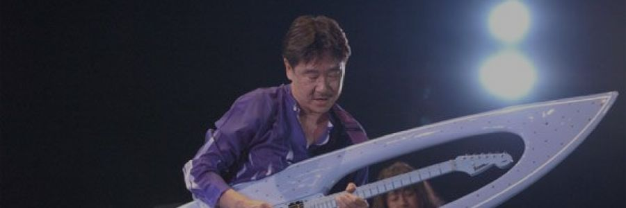 Masayoshi Takanaka, le guitar hero japonais