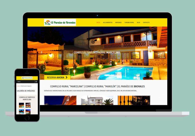 Portfolio WordPress Tourism