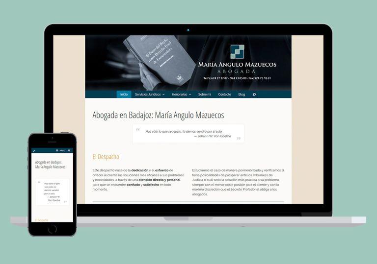 Portfolio WordPress Layer