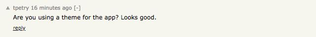 Hacker News Comment 4