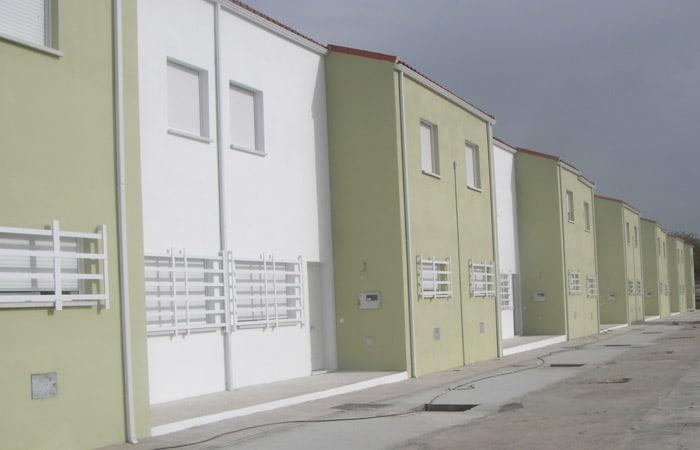 Viviendas adosadas unifamiliares en Mérida