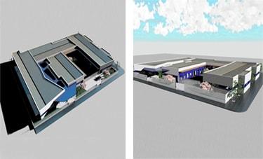 A&C arquitectura instituto para la Junta de Extremadura