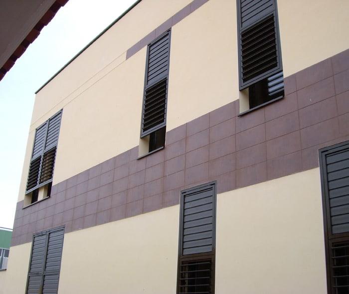 Colegio público en Badajoz