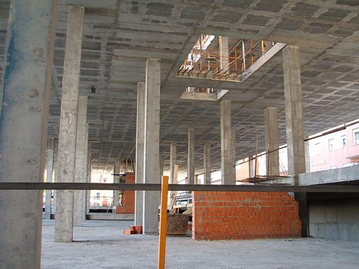Locales comerciales del estudio de arquitectura en Extremadura