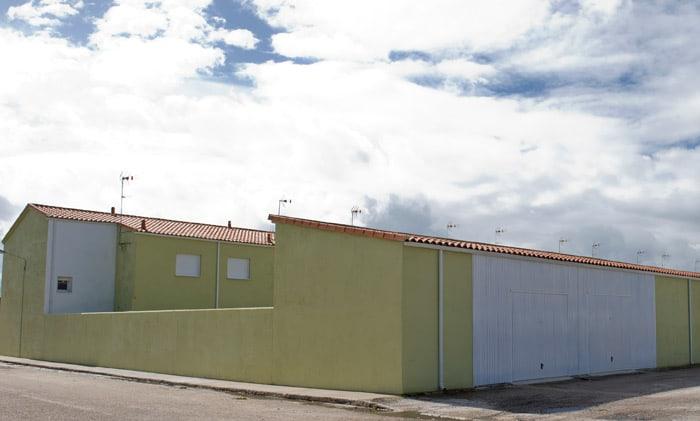 Chalets con trastero y garaje en Cáceres y Badajoz