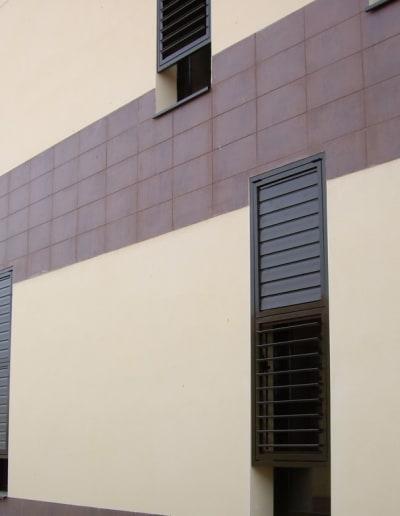 Obra de ampliación y reforma en colegio público de Badajoz