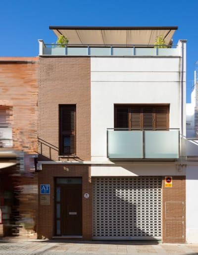 Apartamentos turísticos con azotea en Mérida