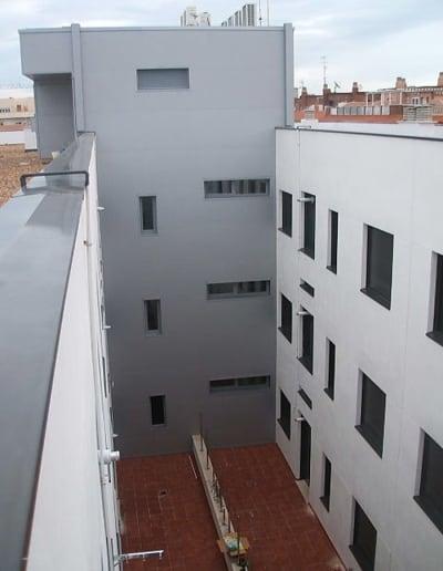 Viviendas con aislamiento en Cáceres