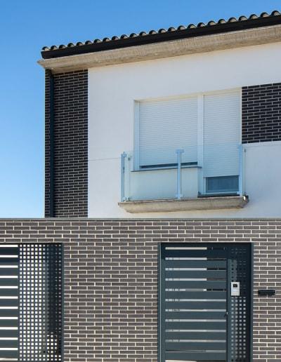 Chalets modernos de nueva construcción en Badajoz