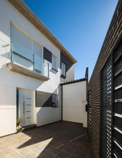 Construcción de viviendas unifamiliares del arquitecto de Mérida A&C