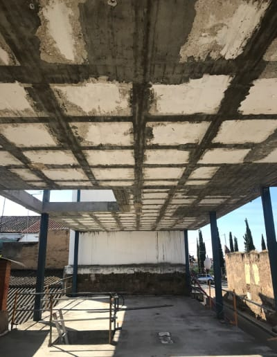 Arquitectura y construcción en Mérida Badajoz