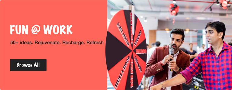 engage4more - India's leading employee engagement company