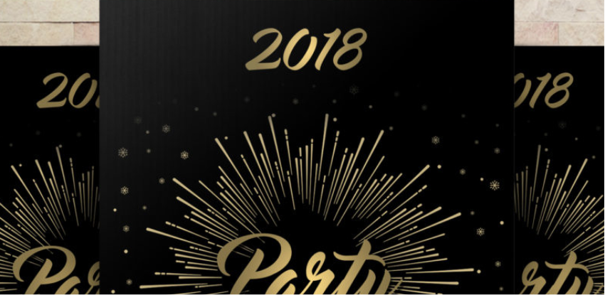 40+ Premium & Free New Year Party Flyer Template PSD