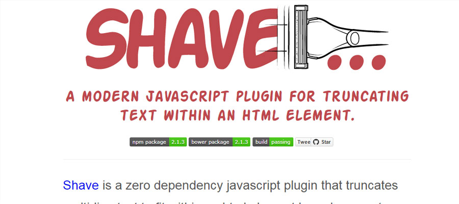 40+ Best Javascript Plugins and Effects Design Libraries