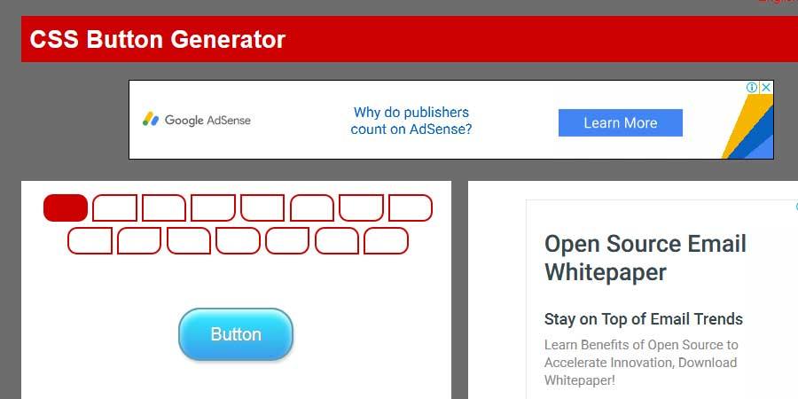 CSS Button Generator