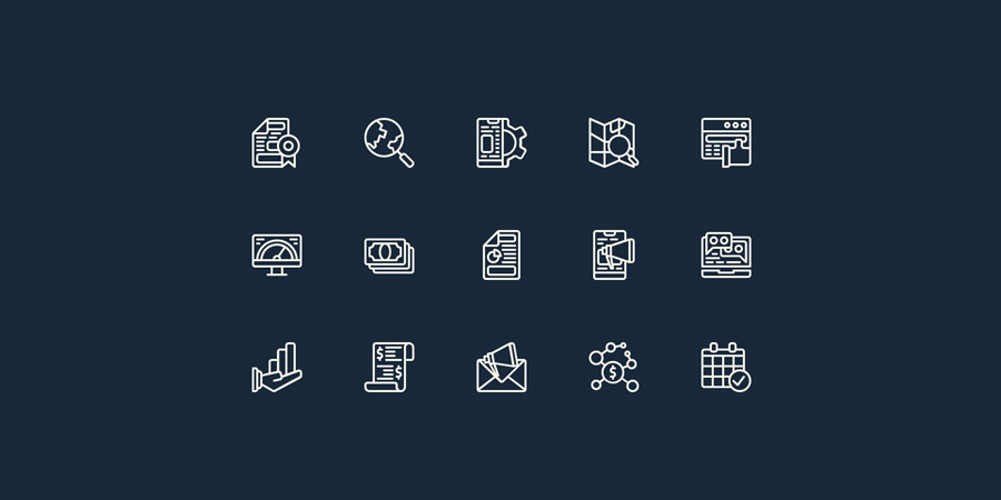 Free Business and Marketing icons