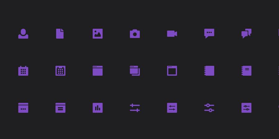 Sai Icons