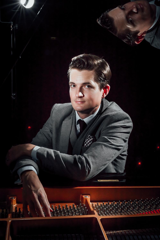 Portrait photo of John