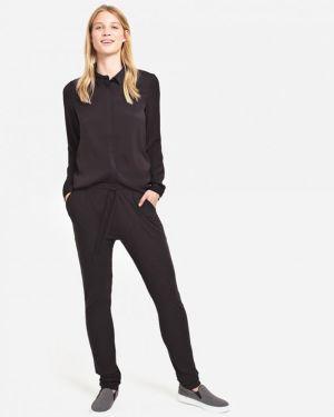d71f48c7a3f8 Moss Copenhagen - Blair Polysilk Shirt Black