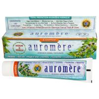 Auromere, Ayurvedic Herbal Toothpaste, Licorice - 4.16 oz (117 g)
