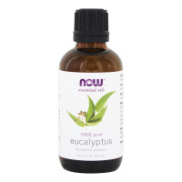Now Foods, Essential Oils, Eucalyptus - 2 fl oz (59 ml)