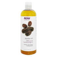 Now Foods, Solutions, Jojoba Oil - 16 fl oz (473 ml)