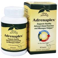 EuroPharma, Terry Naturally, Adrenaplex, 60 Capsules