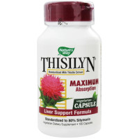 Nature's Way, Thisilyn, Liver Support Formula - 100 Capsules