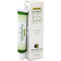 Lane Labs, AntiAging Physician, SunSpot ES Gel, Extra Strength - 0.5 oz (14 g)