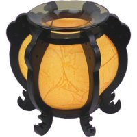DWK, Asian Style Round Bowl Oil Warmer Burner