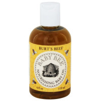 Burt's Bees, Baby Bee Nourishing Baby Oil - 4 fl. oz. Bottle
