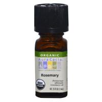 Aura Cacia, Organic, Rosemary - 0.25 fl oz (7.4 ml)