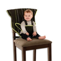 Cozy Cover, Portable Easy Seat for Infants and Toddlers - Black